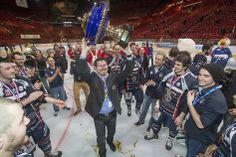 La victoire est aussi celle de l'entraîneur Simon Lacroix, ancien joueur des #DucsdAngers. (Photo: Thierry Bonnet/Ville d' #Angers )