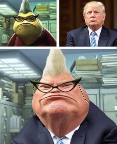 Funny Donald Trump memes are having a hell of a year. We've compiled the best Donald Trump memes, jokes, gifs, pics, and vids from Funny Disney Jokes, Funny Animal Jokes, Crazy Funny Memes, Disney Memes, Funny Puns, Really Funny Memes, Funny Laugh, Stupid Funny Memes, Funny Relatable Memes