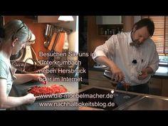 Johannisbeeren mit Druckdampfgarer entsaften und Drink draus machen http://nhblog.de/nl103pi/