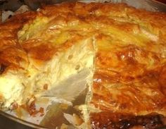 Incercati-o si nu veti regreta! Ingrediente Blatul oua g unt g zahar g faina Umplutura g zahar -vanilie - 200 g gem de Gibanica Recipe, Bread Recipes, Cooking Recipes, Macedonian Food, European Cuisine, Croatian Recipes, Ukrainian Recipes, Romanian Food, Recipes