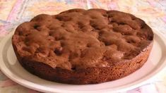 Appétissant gâteau poire chocolat : un savoureux dessert - TonMag Pear And Chocolate Cake, Pear Cake, Afternoon Tea, Cake Recipes, Biscuits, Sweet Treats, Good Food, Food And Drink, Cooking Recipes