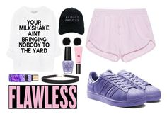 """1Million"" by boobie-squad-bitches ❤ liked on Polyvore featuring Humble Chic, True Religion, Nasaseasons, 3 Concept Eyes, OPI, violet, fashionset, palecolors, polyvorefashion and koreanfashioninspiration"