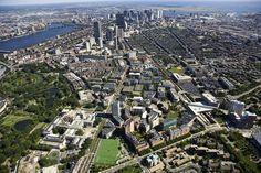Northeastern University campus in Boston, MA | College baby ...