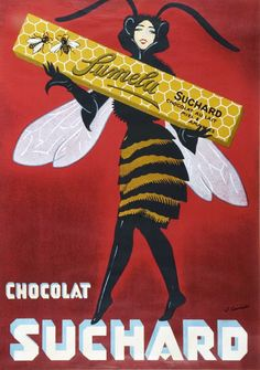 ≗ The Bee's Reverie ≗ vintage poster