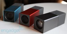 Lytro camera hands-on (video) -- Engadget