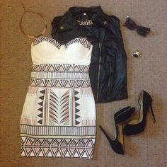 Etnic Mini dress