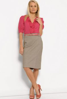 female busines casual  | ... size women in business suits - Business Casual Attire For Women Photos