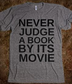 Nerd Alert! This is true for most movies L♥VE THIS!