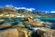 Camps Bay, Cape Town, South Africa Someday, I'll be back. Great Places, Places To See, Beautiful Places, Camps Bay Cape Town, Places Around The World, Around The Worlds, Africa Destinations, Cape Town South Africa, Hotels