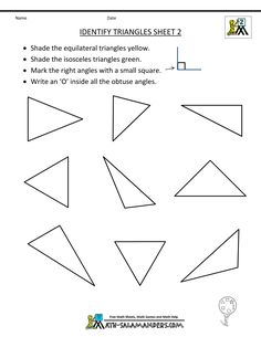 6 Angles Of Triangles Math Worksheets Word Family Worksheets For Second Grade Kids √ Angles Of Triangles Math Worksheets . 6 Angles Of Triangles Math Worksheets . Geometry Terms and Definitions Geometry Cheat Sheet 4 in Math Worksheets Geometry Worksheets, Shapes Worksheets, 2nd Grade Worksheets, Kindergarten Math Worksheets, 3rd Grade Math, Printable Worksheets, Second Grade, Free Worksheets, Free Printable