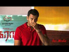 Arulnidhi Speaks Thagararu Movie Press Meet