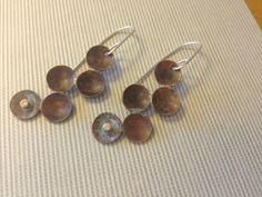 Earrings by Michelle Moyer, via Behance