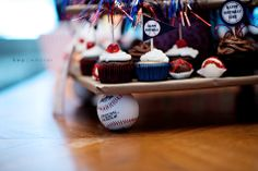 Best 1st birthday baseball themed party ever! Photography by Kristen Weaver http://www.kristenweaverblog.com/family/luke-first-birthday/