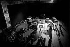 Top 30 des photos des coulisses du tournage de Mad Men, la série qui a la classe | Topito