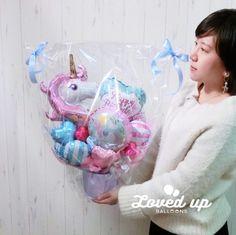 Balloon Box, Mini Balloons, Balloon Gift, Balloon Bouquet, Balloon Arrangements, Balloon Decorations, Flower Arrangements, Fun Sleepover Ideas, Valentine's Day Gift Baskets