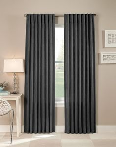 cartridge pleat curtains - Google Search