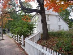 """""""The Cooper-Frost-Austin House is a historic Colonial American house, currently estimated to have been constructed circa 1681-1682. It is located at 21 Linnaean Street, Cambridge, Massachusetts. It is the oldest extant home in Cambridge and operated as a non-profit museum by Historic New England."""""""