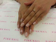 Photo of Pink Nails by Sarah - Los Angeles, CA, United States. Sarah kim 213-500-9849 808 S. Western ave #213 La. Ca. 90005 (IB Plaza 2floor)