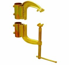 """Modern Studio Speed C-Clamp for 1 1/4"""" Pipe, 015-2855"""