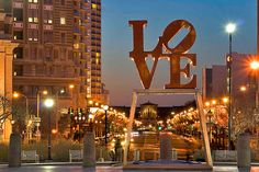 Philadelphia city night lights - Bing Images