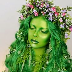 Halloween Make-up Tutorial Halloween Makeup halloween makeup videos Creepy Halloween Makeup, Cute Halloween, Halloween Cosplay, Halloween Tutorial, Medusa Halloween, Medusa Costume, Fairy Halloween Costumes, Halloween Parties, Halloween Ideas