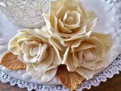 rose of bread.