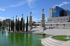 Parc Industrial, Barcelona
