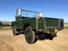 1956 86 inch series 1 For Sale