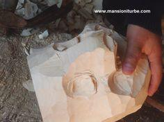 Tocuaro masks making