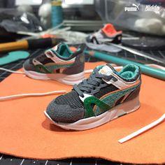 huge discount cf085 c07d8 Sneakers Miniatures Par Kiddo