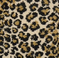 Leopard Cut Pile Animal | Stark