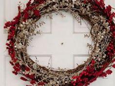 20+ DIY Christmas Wreaths for Front Door