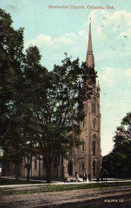 Simcoe Street Methodist Church, Oshawa