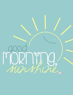 Good morning sunshine!!! I hope you slept well! Poppy. How are you feeling. ??? Sf. Not so great. P