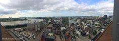 Panorama of Antwerp from MAS