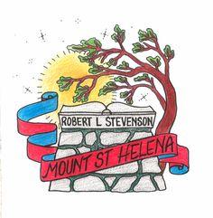 Did Robert Louis Stevenson have the world's weirdest honeymoon? Robert L Stevenson, St Helena, Bart Simpson, Weird, Fictional Characters, Fantasy Characters