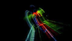 Motus-Serie / Grandmaster Light Painting & LightArt-Photography by JanLeonardo! Light Painting Photography, Darth Vader
