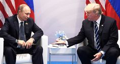 Trump Handed Putin a Stunning Victory --- From his speech in Poland to his two-hour summit in Hamburg, the president seemed determined to promote Russia's dark and illiberal view of the world.