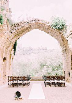 outdoor wedding goals #outdoorwedding #weddingceremony