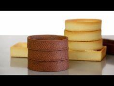 Como hacer unas Tartas perfectas con Masa Sablé. Como se preparar unas tartas, tartaletas, o pasteles con masa sablé, para un resultado profesional.