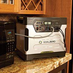 Indoor generator for condos