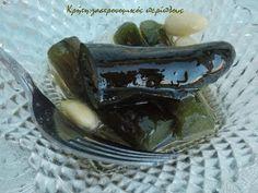 Μελιτζανάκι γλυκό του κουταλιού – Κρήτη: Γαστρονομικός Περίπλους