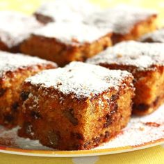 Répás-csokis süti | TücsökBogár konyhája Healthy Desserts, Healthy Recipes, Sugar Cake, Banana Bread, Muffin, Food And Drink, Cooking Recipes, Sweets, Diet