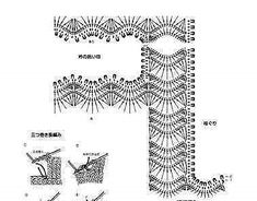 un pull d'été avec un mouvement de vague - La Grenouille Tricote Gilet Crochet, Crochet Halter Tops, Couture, Amelia, Bb, Amigurumi, Blouses, Crochet Tunic Pattern, Cotton Crochet