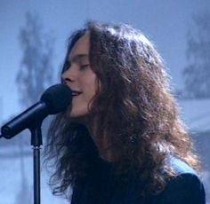 Ville Valo. Great hair.