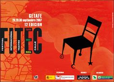 Cartel Festival FITEC 2007