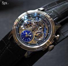 Hands-On with the Louis Moinet Memoris 200th Anniversary Chronograph | juwelier-haeger.de