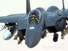 FlightAware ✈ Photo of McDonnell Douglas F-15