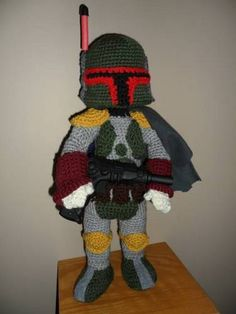 Boba Fett, this is seriously awesome