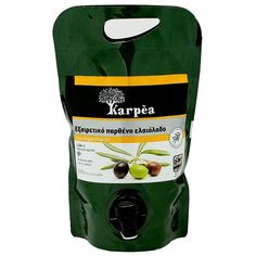Greek Extra Virgin Olive Oil Karpea with Drainage Tap Airtight Pack in Home, Furniture & DIY, Food & Drink, Oils/ Condiments/ Sauces